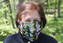 Toby Rampelt Sews 600 Masks